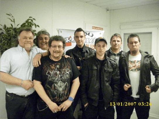 equipe turbo rock radio plus